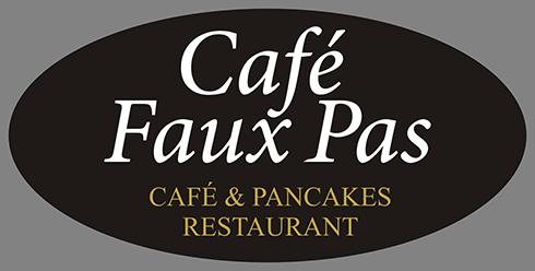 logo Restaurace Café Faux Pas